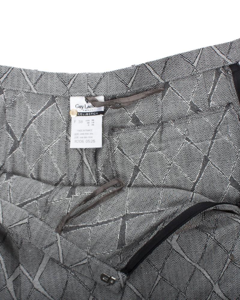 Guy Laroche Guy Laroche, Vintage trousers in size FR38/S.