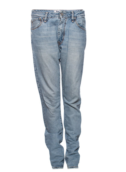 Acne Acne, blue loose fitted jeans in size 28/S.