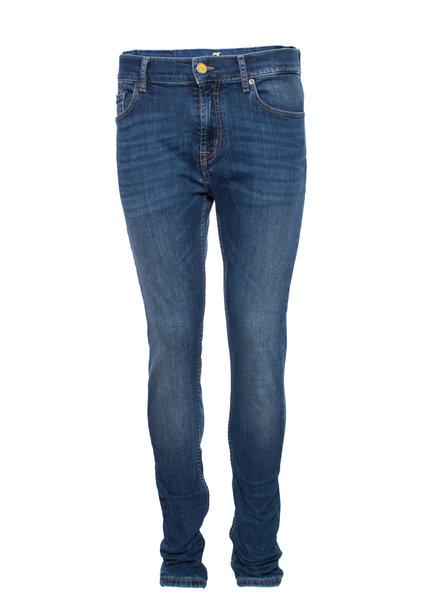 7 for all mankind, Blauwe spijkerbroek in maat 33/L.