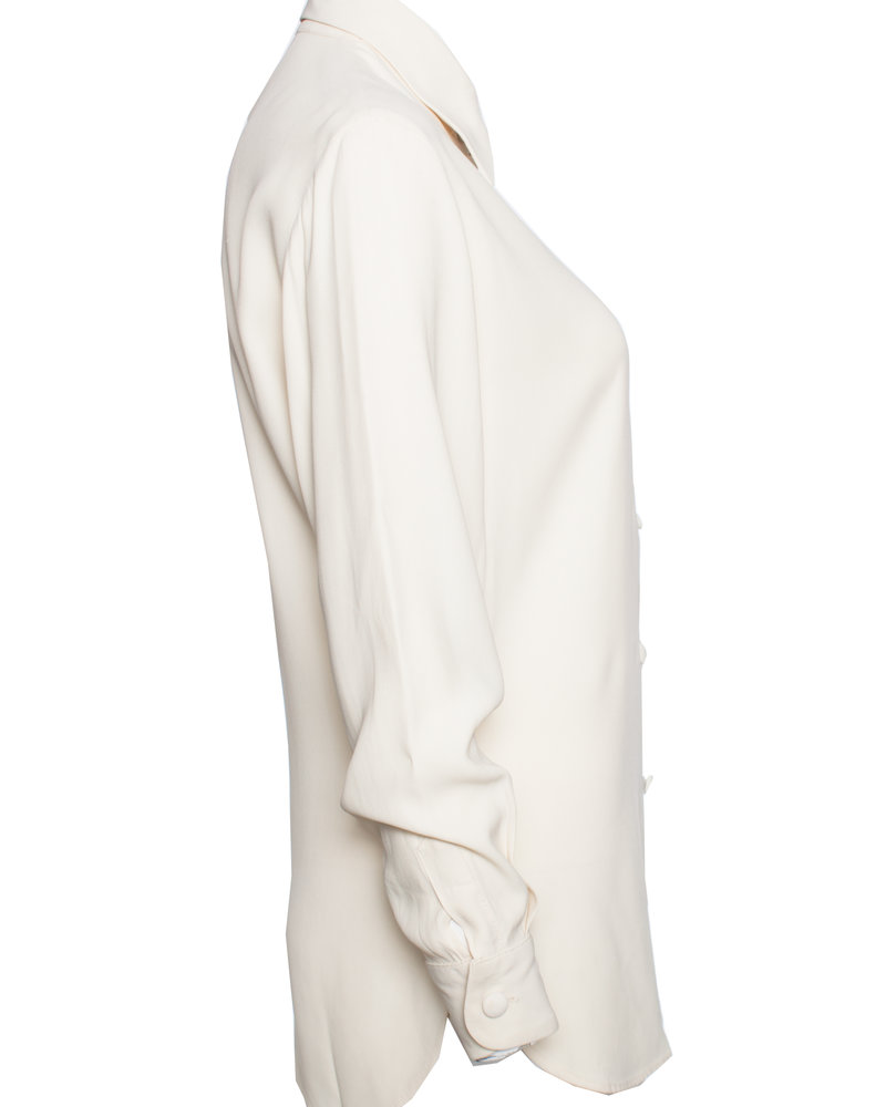 Moschino Moschino Couture, Vintage Cream-colored blouse in size IT42/S.