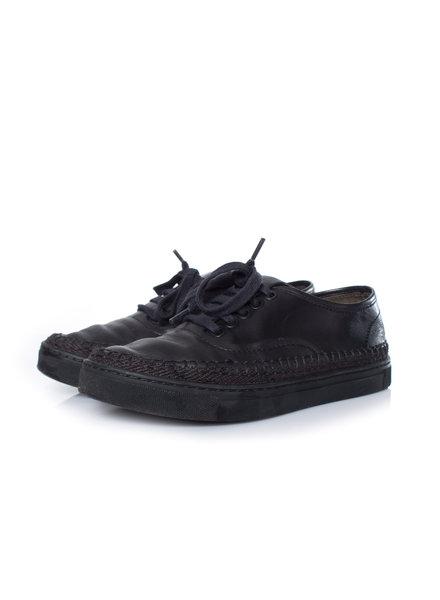 Alexander Wang Alexander Wang, Zwart lage Jess sneakers.