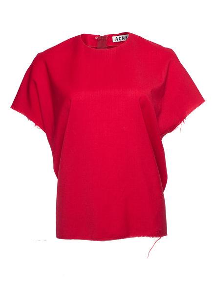Acne Acne, Rode top.