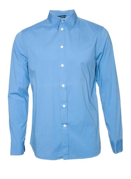 Filippa K Filippa K, hemelsblauw shirt in maat L.