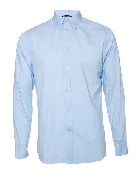 Filippa K Filippa K, lichtblauw shirt in maat M.