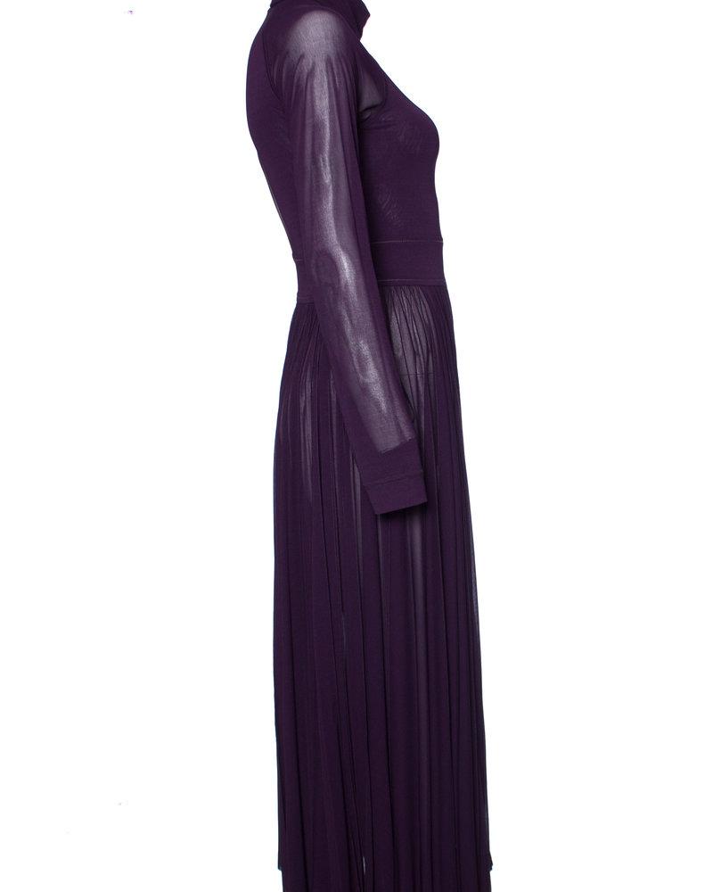 Celine Celine, Maxi Flared dress.