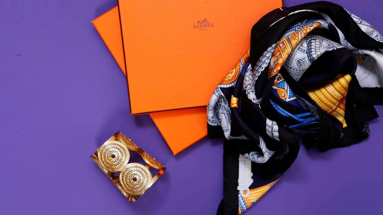 Authentic Top Designer brands like Hermes
