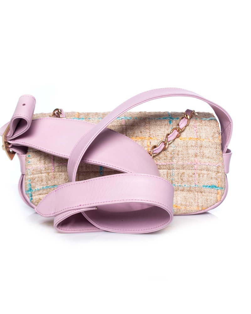 Chanel Chanel, Tweed shoulder bag.