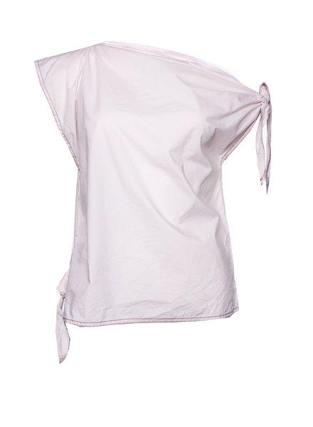 Martin Margiela Maison Margiela, pink cotton top.