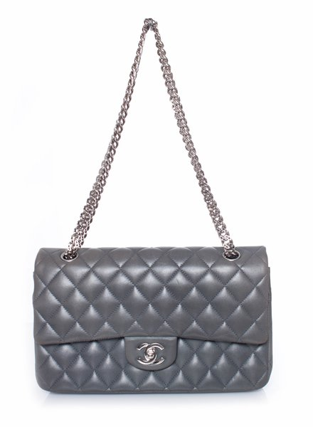 Chanel Chanel,  medium classic flap bag.
