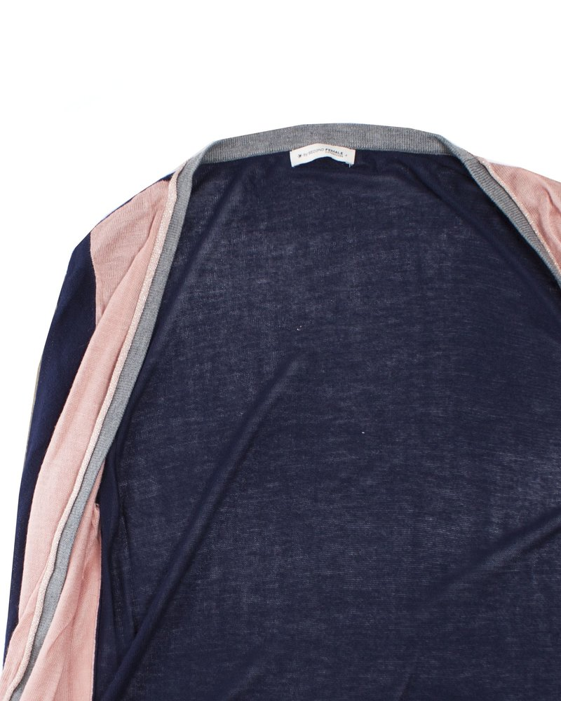 by SECOND FEMALE, Lola cardigan with lurex