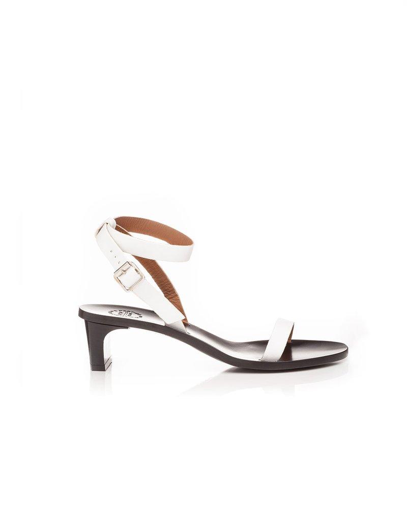 ATP Atelier, Cachi Vacchetta witte sandalen