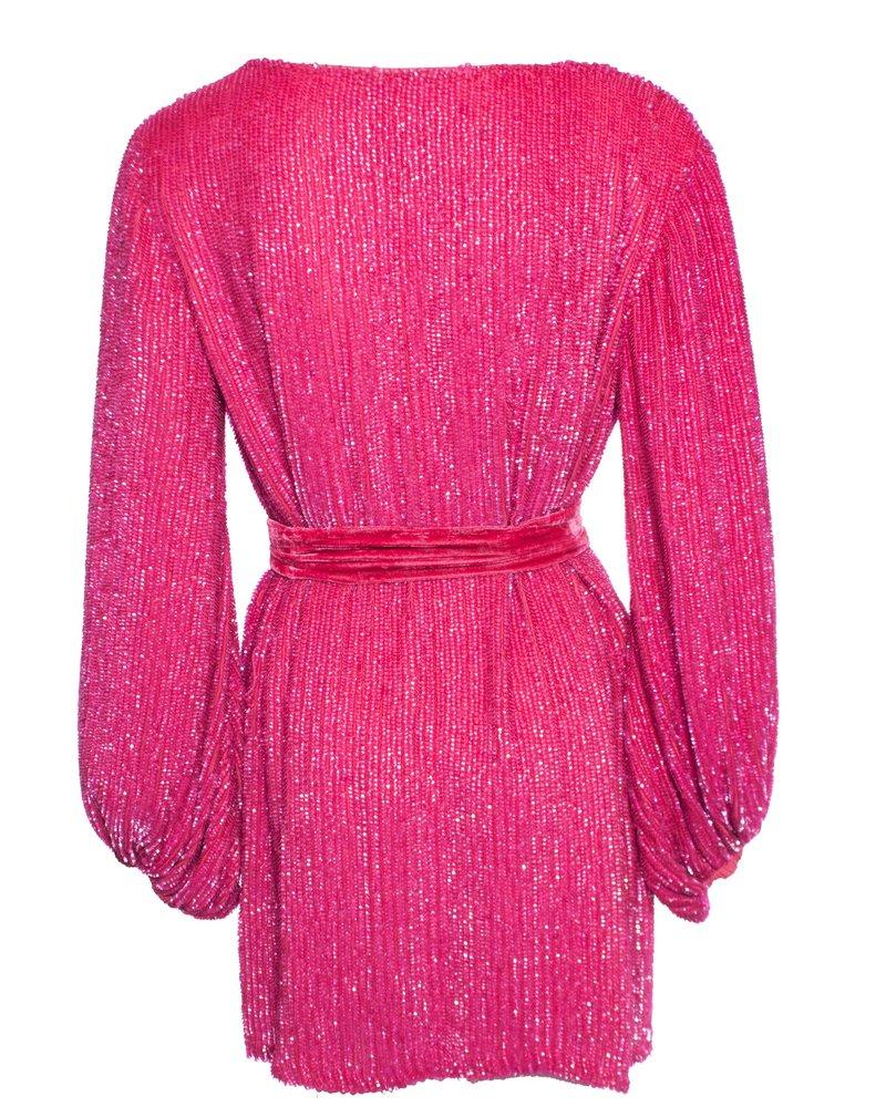 Retrofete, Pink Grace dress