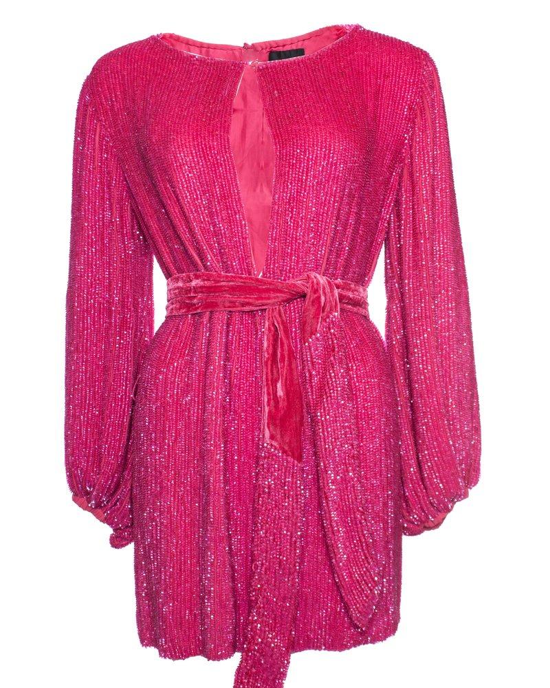 Retrofete, Roze Grace jurk