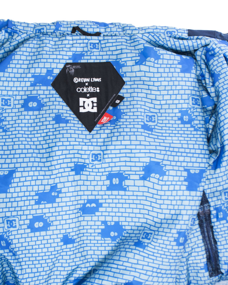 DC SHOES X KEVIN LYONS X COLLETE, Teddy jacket