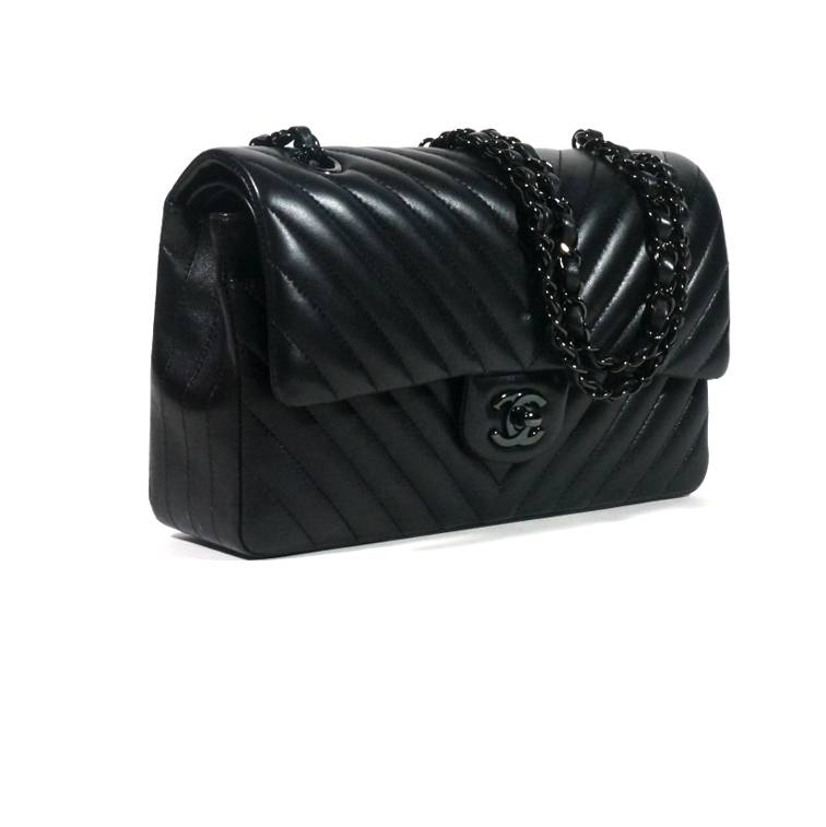 a3570eeec567 Chanel Chanel 11.12 Double Flap Bag - Unique Designer Pieces