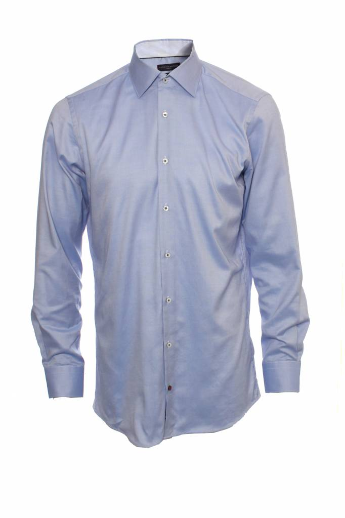 for whole family huge sale exquisite design Tommy Hilfiger Tommy Hilfiger, blue fitted and tailored shirt in size 40  (15 1/40)