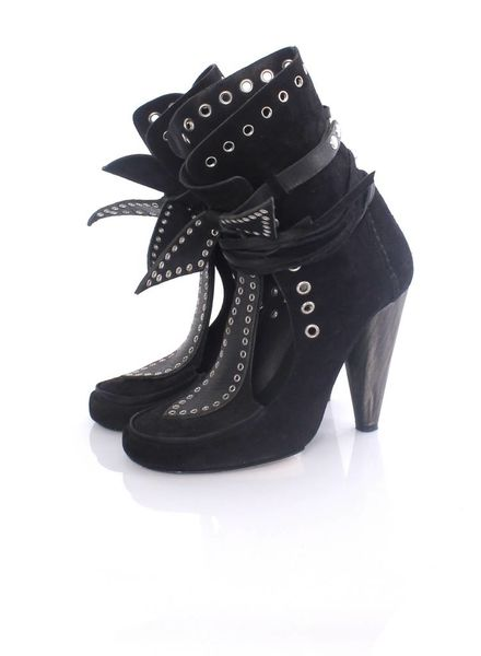 Isabel Marant Isabel Marant, black ankle boot in size 36.