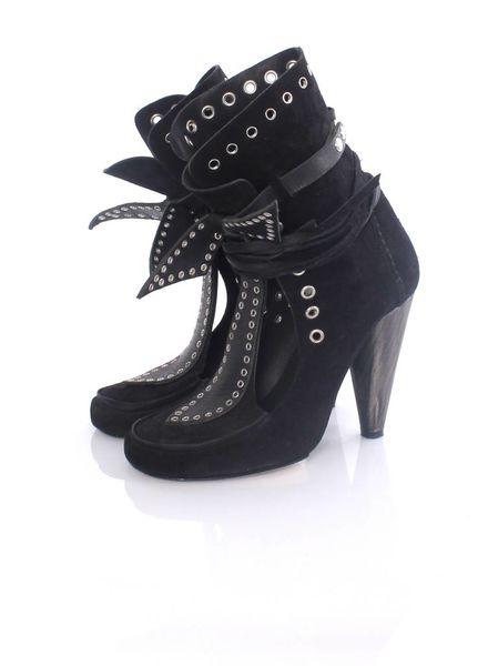 Isabel Marant Isabel Marant, black ankle boots