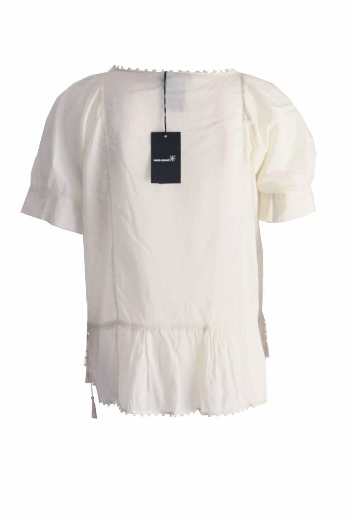 476b29c1ac ... Isabel Marant Etoile Isabel Marant Etoile, off-white colored tunic top  in size 3 ...