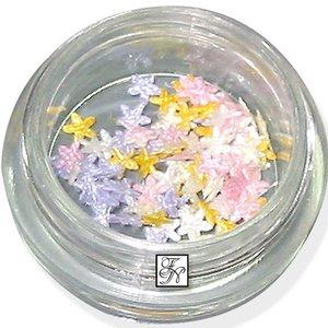 Mini-Blüten BUNT