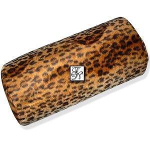Handauflage Leoparden-Look