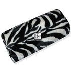 Handauflage Zebra-Look