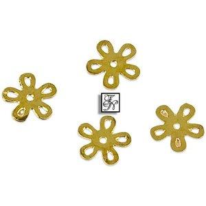 Nageldesign Blumen-Einleger (1 Tüte)