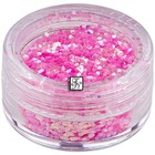 Glitter-Pailetten Nr.53 (pink)