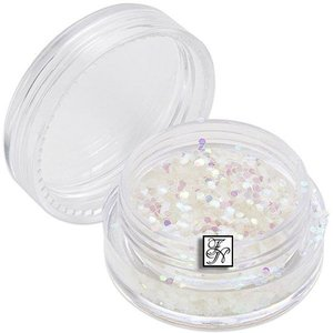 Glitter-Pailletten Nr.50 (weiß)