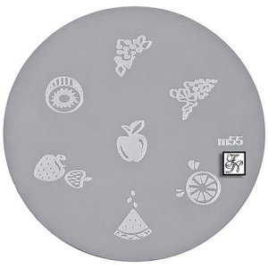 Nail Stamping Schablone M55