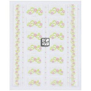 Naildesign 3D Nagelsticker Nr.54