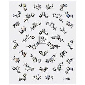 Naildesign Hologramm Nagelsticker Nr.57