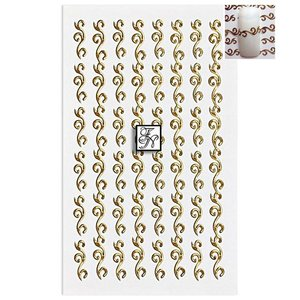 Naildesign Ornament Nagelsticker Nr.75