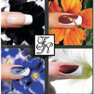 Nailart Nail Stamping Schablone Nr.001