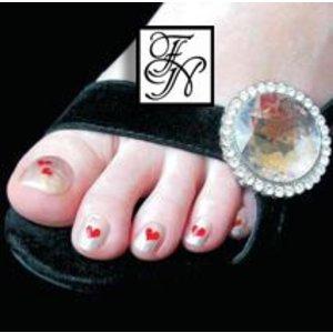 Nailart Nail Stamping Schablone Nr.016