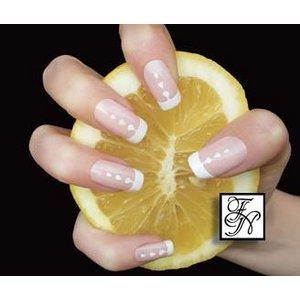Nailart Nail Stamping Schablone Nr.020
