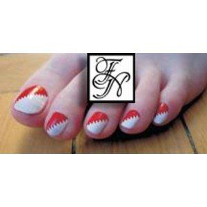 Nailart Nail Stamping Schablone Nr.021