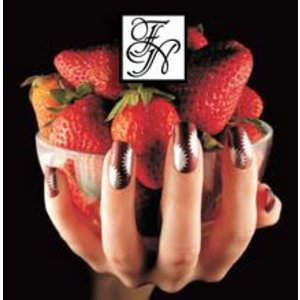 Nailart Nail Stamping Schablone Nr.026