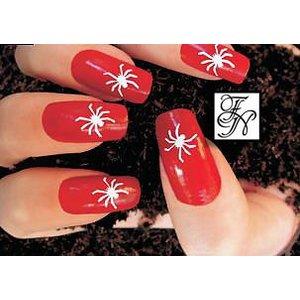 Nailart Nail Stamping Schablone Nr.030