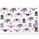 Halloween Nail Sticker H2