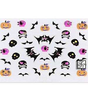 Halloween Nail Sticker H3
