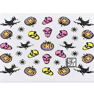 Halloween Nail Sticker H5