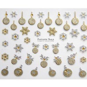 Nagelsticker Weihnachten 3D Nr.057