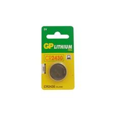 GP CR2430 Lithium knoopcel