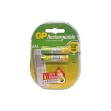 GP 650 oplaadbare AAA LR03 batterij 2 stuks