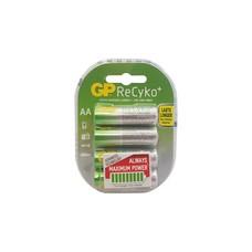 GP ReCyko+ AA 2000MAH 4X