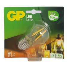 LED Filament Mini Globe 3.6W