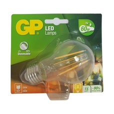 GP LED Filament Classic 7W Dimbaar