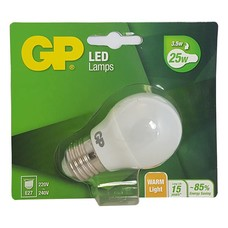 GP LED Mini Globe 3.5W