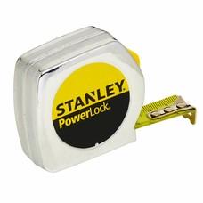 Stanley Rolbandmaat PowerLock® Metaal 2 Meter
